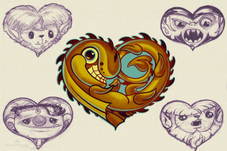 Love-Monsters